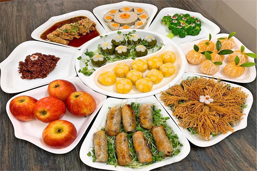 Bật mí 5 món ăn hấp dẫn được chế biến cùng bắp ngô khi nấu tiệc chay tại nhà
